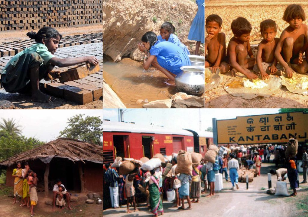 How to Eliminate Abject Poverty in Odisha_Dr Saheb Sahu